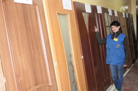 Купить межкомнатные двери с доставкой по Краматорску, Украине