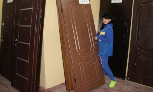 Двери с накладкой купить в procom.ua