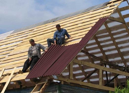 Ондулин - лучший кровельный материал для крыши в Проком!
