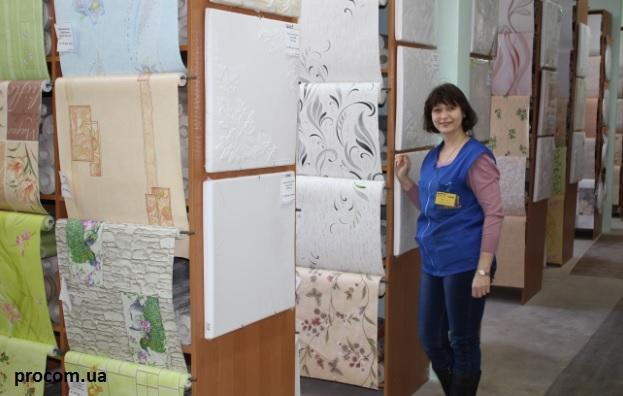 Купить обои для стен - доставка по всей Украине