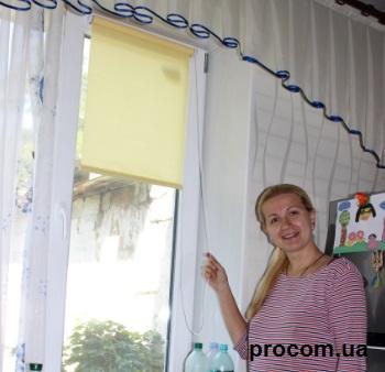 Тканевые ролеты Киев - procom.ua