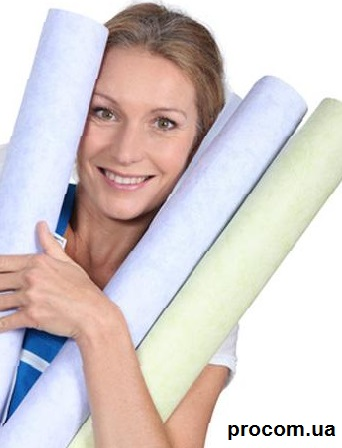 Купить виниловые обои по лучшей цене в Украине