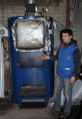 Купить твердотопливный котел длительного горения Идмар CIC в procom.ua